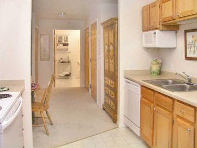 2Bd/2Ba Apartment
