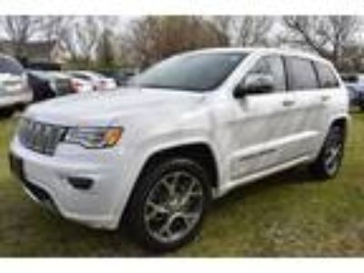 New 2019 Jeep Grand Cherokee Overland 4WD in Mt. Sterling, OH