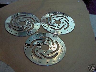 Find Harley davidson Brake Rotor wheel discs touring motorcycle in La Mirada, California, US, for US $255.00