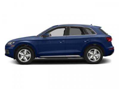 2018 Audi Q5 Premium (Navarra Blue Metallic)