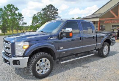 2015 Ford RSX King Ranch (BLUE)