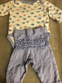 Outfit 0-3 months