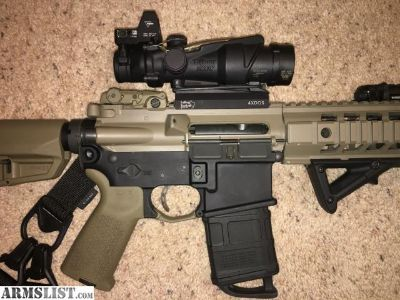 For Sale: Sig 516 Patrol GEN 2 Black