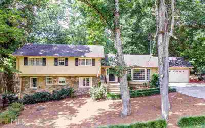 2240 Old Orchard Dr MARIETTA Five BR, Spacious East Cobb () home