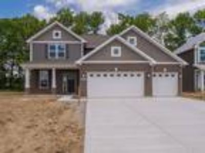 New Construction at 8722 Hollyhock Grove, by Westport Homes of Columbus