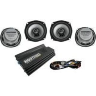 Purchase Hogtunes Amp / Speaker Big Ultra Kit Harley Dresser 98-13 motorcycle in Batesville, Arkansas, US, for US $399.87