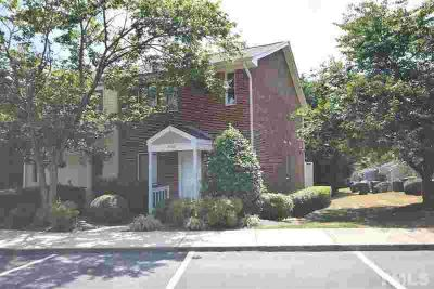 5900 Shady Grove Circle RALEIGH, End unit with brick front