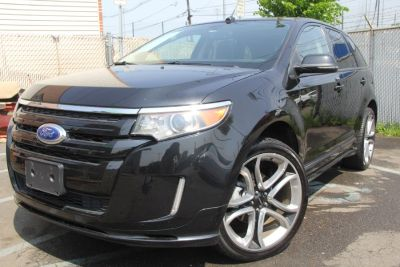 2013 Ford Edge Sport (Black)