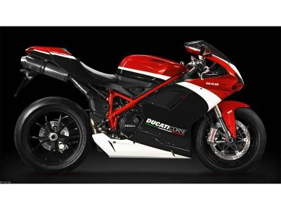 2012 Ducati Superbike 848 EVO Corse SE SuperSport Motorcycles Fort Montgomery, NY