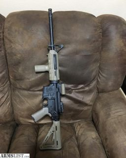 For Sale/Trade: Smith & Wesson M&P 15 FDE Magpul Edition