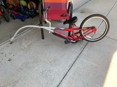 Gary Fisher Co Pilot Bike Trailer