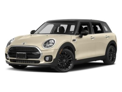2018 MINI Clubman Cooper (Pepper White)