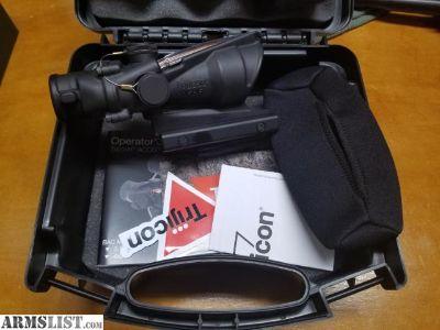 For Trade: BRAND NEW IN BOX Trijicon ACOG TA31F