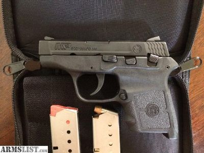 For Sale/Trade: Smith and Wesson M&P Bodygaurd 380