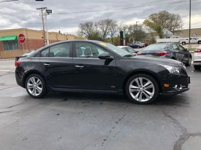 2013 Chevrolet Cruze LTZ Auto (Black Granite Metallic)