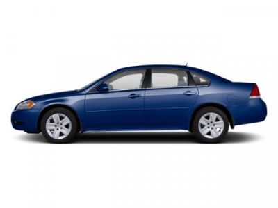 2010 Chevrolet Impala LT (Imperial Blue Metallic)