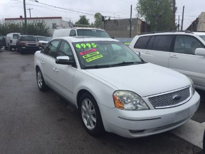 2006 Ford Five Hundred Limited (Oxford White)