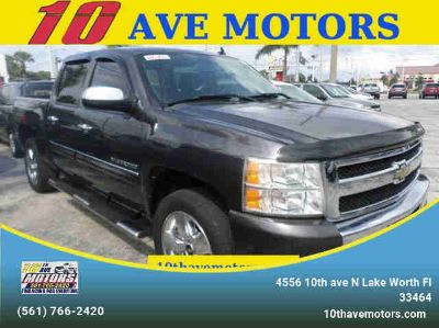 Used 2011 Chevrolet Silverado 1500 Crew Cab for sale