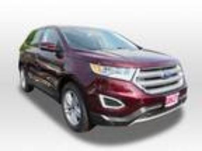 2018 Ford Edge Red, new