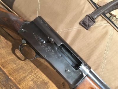 Browning A5 - Made in Belgium