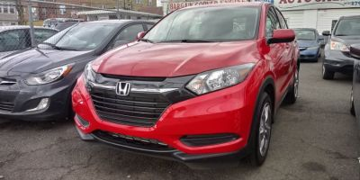 2018 Honda HR-V LX 2WD CVT (Milano Red)
