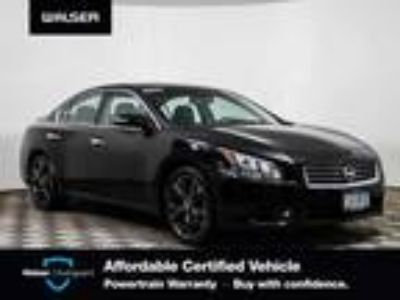 used 2014 Nissan Maxima for sale.