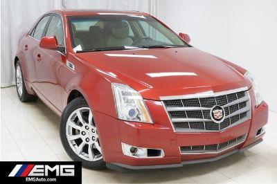 2008 Cadillac CTS 3.6L V6 (Crystal Red Tintcoat)