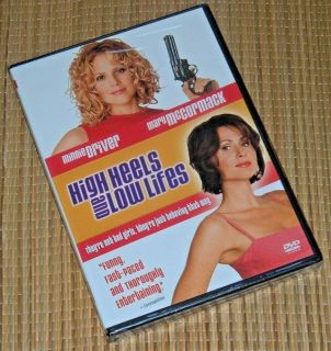 NEW Vintage 2002 High Heels Low Lifes DVD Comedy Minnie Driver Mary Mccormack