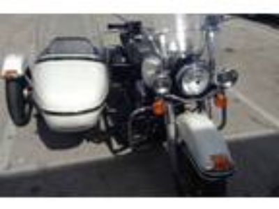 2005 Harley-Davidson Touring Police Special