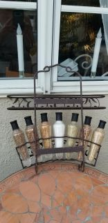 Antique Spice Rack, Upcycle for garden