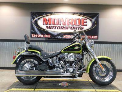 2011 Harley-Davidson Softail Fat Boy Cruiser Motorcycles Monroe, MI