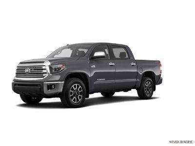 2019 Toyota Tundra 4X4 PLATINUM CREWMAX (Magnetic Gray Metallic)