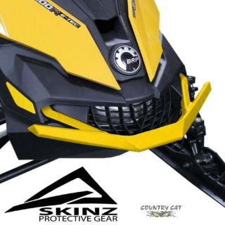 Find Skinz ChromAlloy Aluminum LD Yellow Front Bumper - Ski-Doo 2013-2016 Rev-XM & XS motorcycle in Sauk Centre, Minnesota, United States, for US $138.99