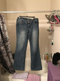 Maurice s jeans size 13/14 extra long