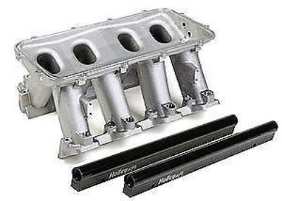 Find Holley EFI LS Hi-Ram Intake Manifold Base 300-214 motorcycle in Hurst, Texas, United States, for US $544.95