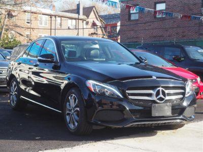 2015 Mercedes-Benz C-Class C 300 4MATIC (Black)
