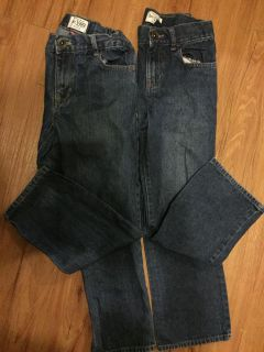 Size 8 children s place boot cut jeans Brand new