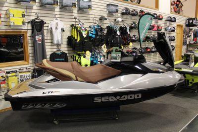2018 Sea-Doo GTI Limited 155 3 Person Watercraft Adams, MA