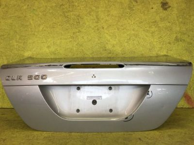 Purchase 2003 - 2009 Mercedes CLK Class COUPE Rear Trunk Lid Deck Lid Shell motorcycle in Wilmington, California, United States, for US $199.00