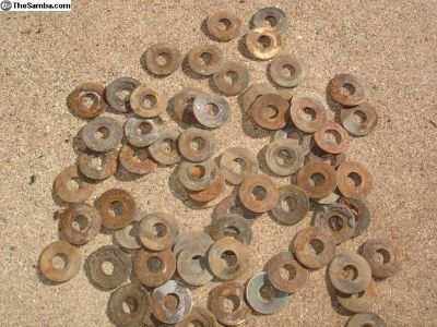 Original Fender Bolt Washers