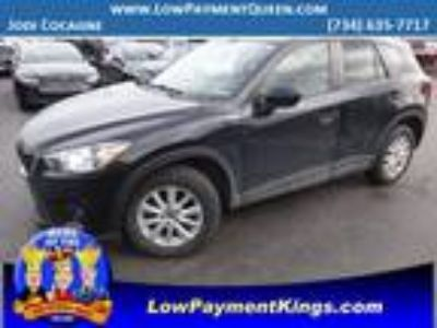 Used 2013 Mazda CX-5 Touring in Monroe, MI