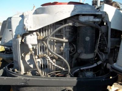 Find Mercury 80hp flywheel 225-2494a14 2494a30 2494a37 motorcycle in Stockton, California, United States, for US $100.00