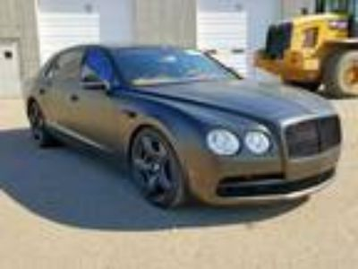 Salvage 2014 BENTLEY CONTINENTAL FLYING SPUR for Sale