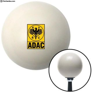 German ADAC Ivory Shift Knob