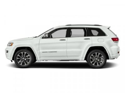 2018 Jeep Grand Cherokee Overland (Bright White Clearcoat)