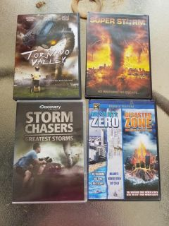 Storm Related Movie Lot