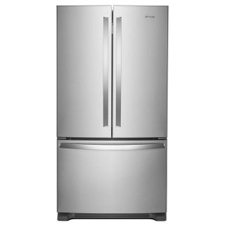 SALE Whirlpool 20 cf Counter Depth French Door Refrigerator WRF540CWHZ