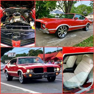 Nice 72 Olds Cutlass! **TRADE FOR NICE SMALL TIRE CAR**