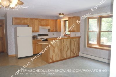 2 bedroom in Woonsocket