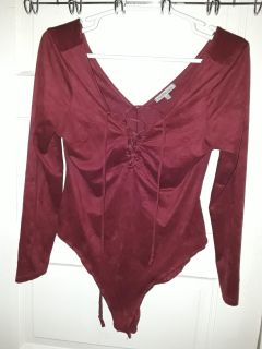 Charlotte russe full body suit